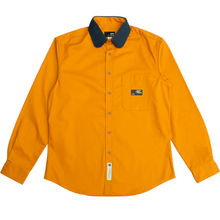 Load image into Gallery viewer, All Purpose Overshirt - Golden Brown