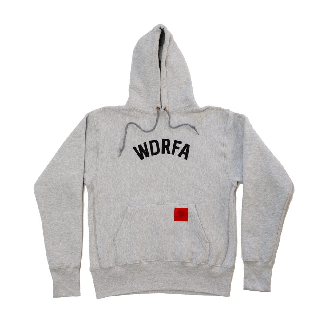 ARCHED HOODIE