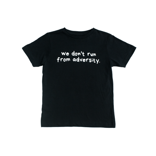 FREEHAND KIDS TEE - BLACK