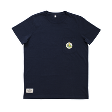 Load image into Gallery viewer, WE POCKET TEE - NAVY