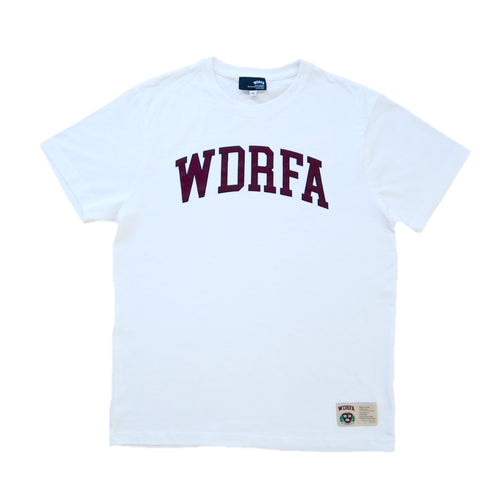 CAMBRIDGE TEE - WHITE