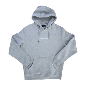 HIGHER LEARNING HOODIE - GREY