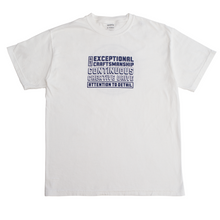 Load image into Gallery viewer, WDRFA x CMBD White Tee