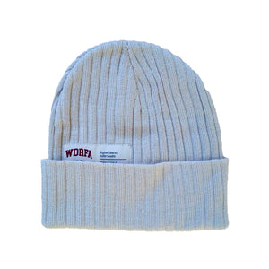 HIGHER LEARNING BEANIE - NATURAL