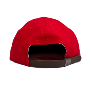 W '91 EBBETS CAP - RED