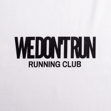 Load image into Gallery viewer, RUN CLUB TEE - WHITE
