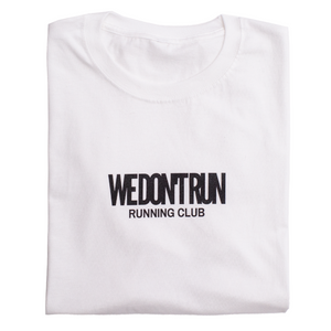 RUN CLUB TEE - WHITE