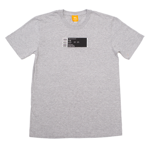 WDRFA X GOT SOLE? SHOEBOX LOGO TEE