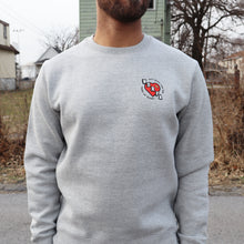 Load image into Gallery viewer, NOT MADE FOR THE FAINT OF HEART CREWNECK