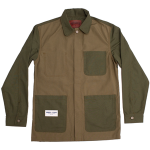 WDRFA x CMBD 'Shades of Green' Chore Jacket