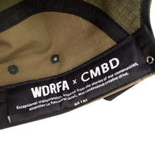 Load image into Gallery viewer, WDRFA x CMBD 'Shades of Green' 5 Panel