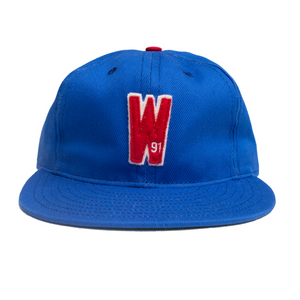 W '91 EBBETS CAP - NORTH SIDE