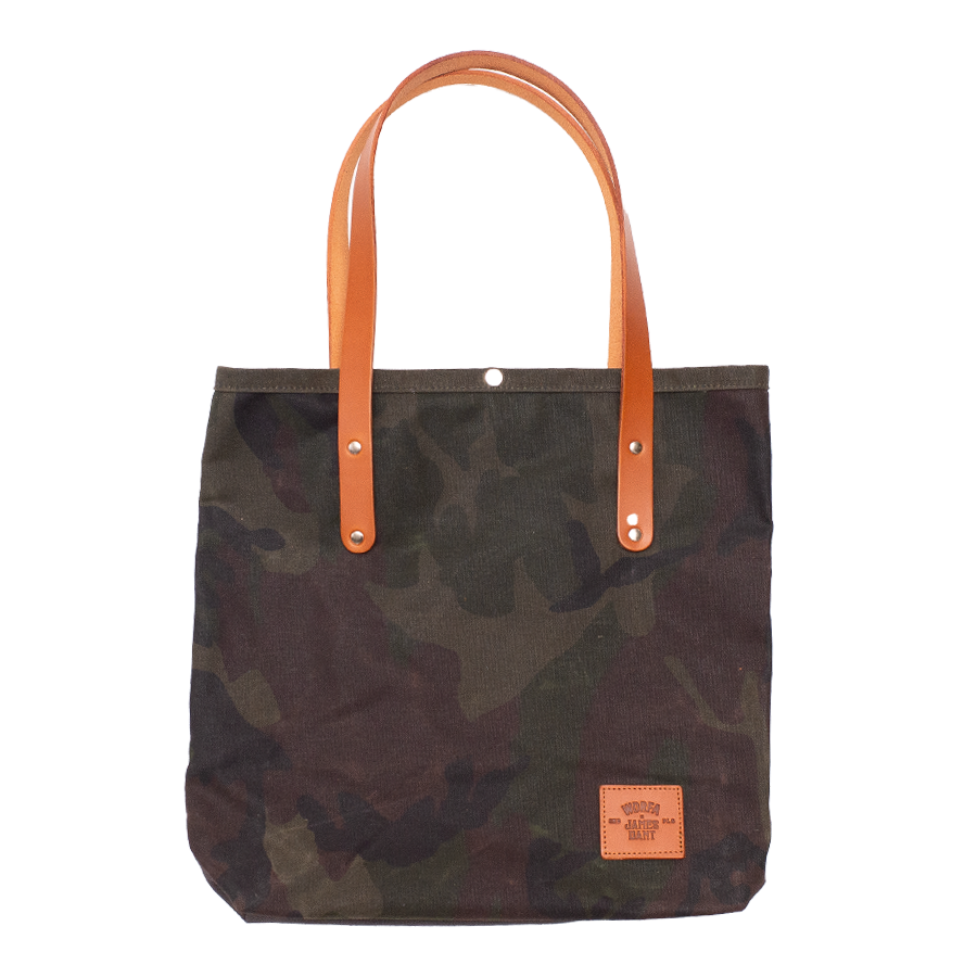 WDRFA x James Dant Tote Bag