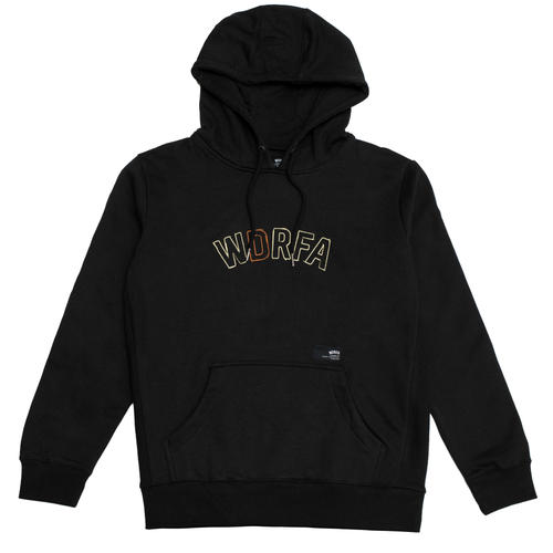 SKETCH ARCHED LOGO - BLACK