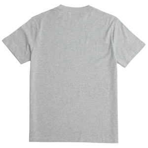 ARCHED LOGO TEE - GREY