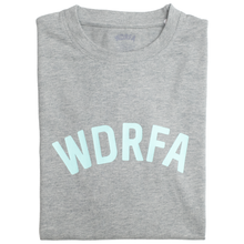 Load image into Gallery viewer, ARCHED LOGO TEE - GREY