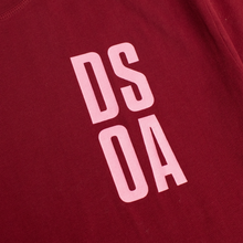 Load image into Gallery viewer, DSOA TEE - BURGUNDY