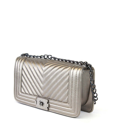 Chain Pouch Ivory (287)