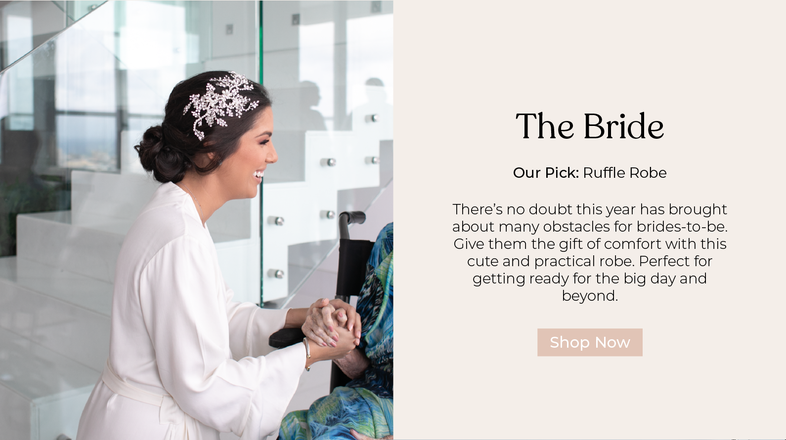 Half Asleep Sleepwear - The perfect gift for brides-to-be