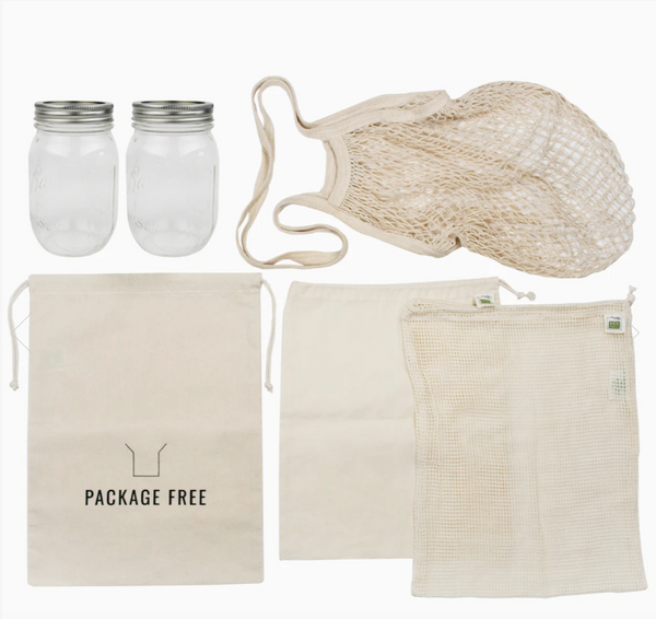 Plastic Free Shop Market Kit