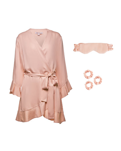 Ruffle Robe Bundle - Sunrise