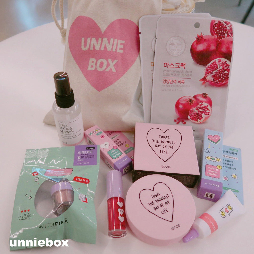 K-COSMETIC UNNIEBOX
