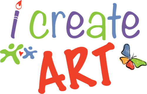 I Create Art. Kids online art class and art subscription box.