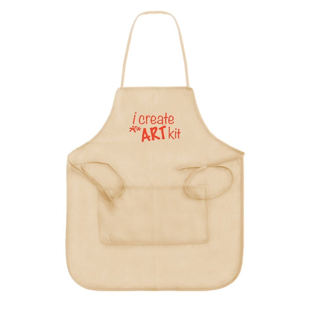 I Create Art Apron Accessory i Create Art Kit