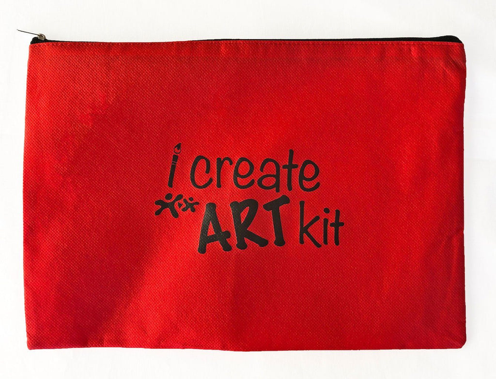 I Create Art Carry Case Accessory i Create Art Kit