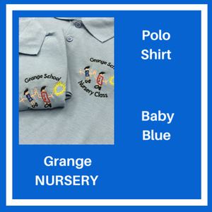 GRANGE NURSERY POLO SHIRT