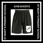 ST MARY'S GYM SHORTS
