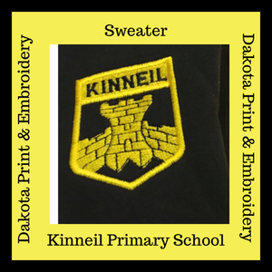 Kinneil Primary School Sweater Unisex