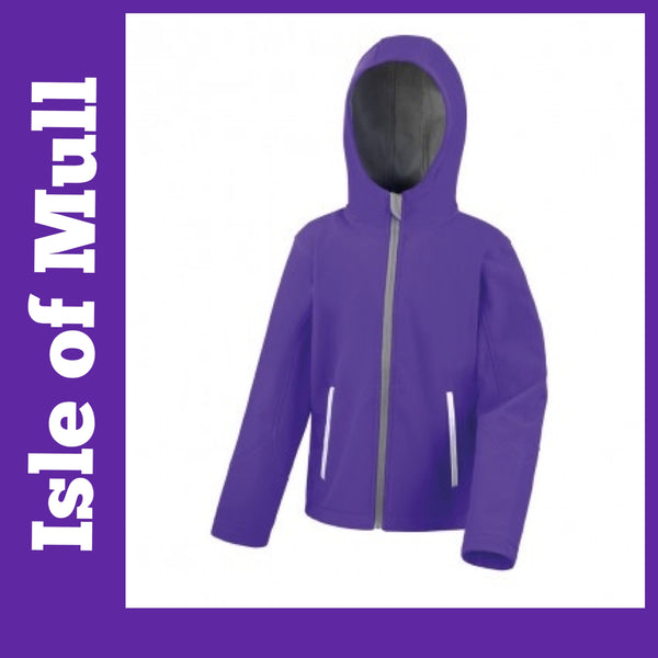 PONY CLUB ISLE OF MULL SOFT SHELL JACKET