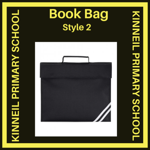 KINNEIL PRIMARY SCHOOL BOOK BAG