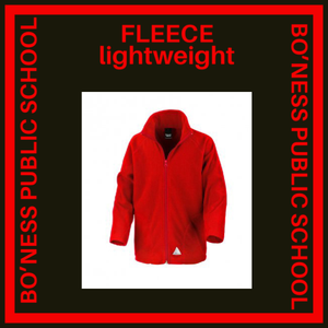 PUBLIC PRIMARY SCHOOL FLEECE JACKET L/W