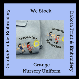 GRANGE NURSERY CREW NECK SWEATER