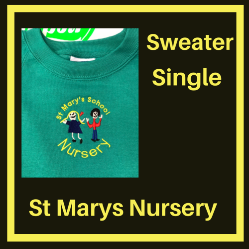 ST MARY'S NURSERY SWEATER