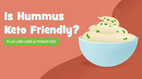 Is Hummus Keto Friendly? Plus Low-Carb Dip Alternatives
