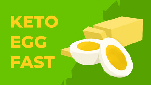 Keto Egg Fast Guide: What It Is, Why Consider Trying It, Rules, Recipes and a Meal Plan