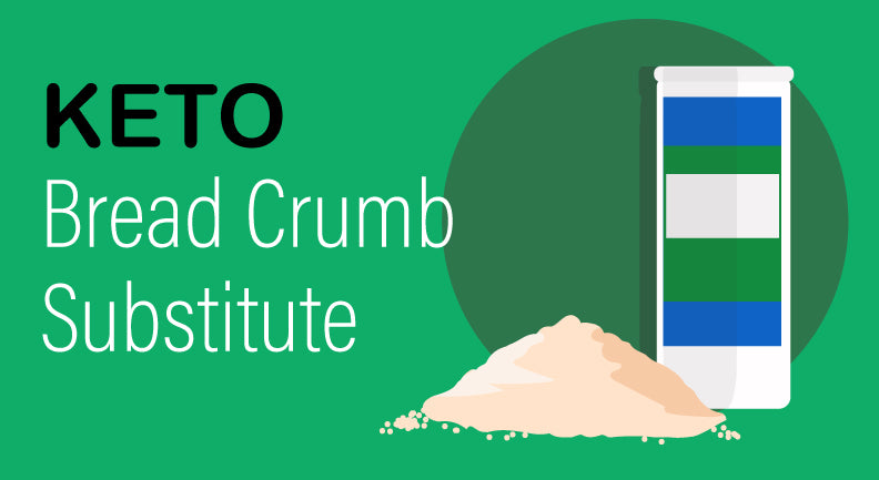 Keto Bread Crumb Substitute Left Coast Performance