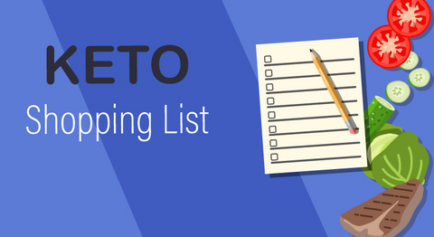 The Only Keto Shopping List You Need