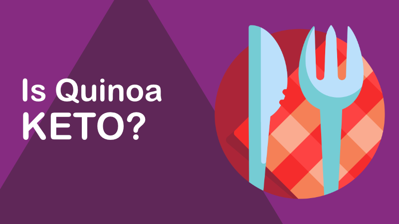 Is Quinoa Keto? How Many Carbs, Can You Eat It, Plus 5 Substitutes
