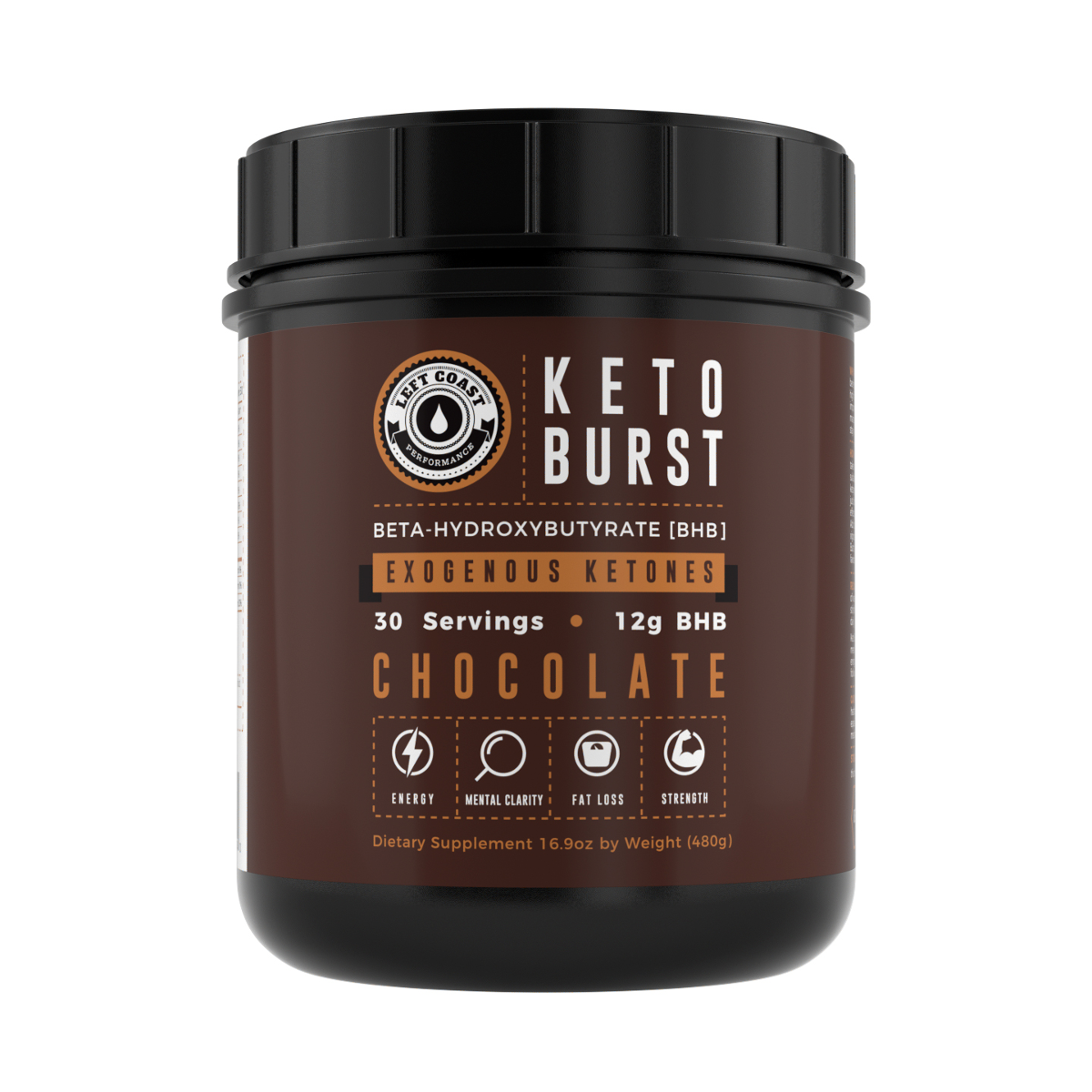 Keto Burst BHB Keto Supplement
