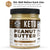 Keto Peanut Butter with MCT Oil (10 oz)