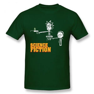 Rick and Morty Science Fiction T-Shirt