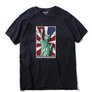 Rick and Morty Independence T-Shirt