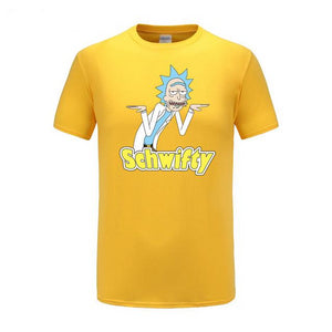Rick and Morty Shwifty T-Shirt