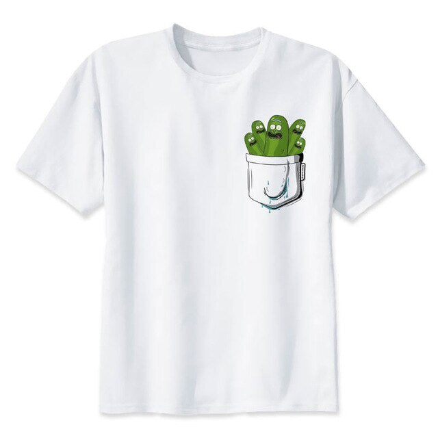 Pickle Ricks Pocket T-shirt
