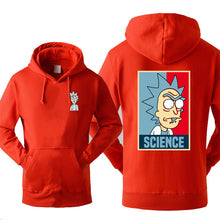 Load image into Gallery viewer, Rick and Morty Science Hoodie