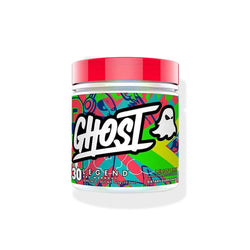 Ghost Pre Workout Lemon Lime Reach Your Limit wellness pood